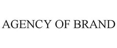 AGENCY OF BRAND