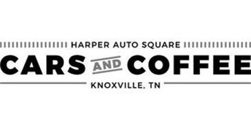 HARPER AUTO SQUARE CARS AND COFFEE KNOXVILLE, TN