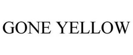 GONE YELLOW