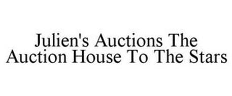 JULIEN'S AUCTIONS THE AUCTION HOUSE TO THE STARS