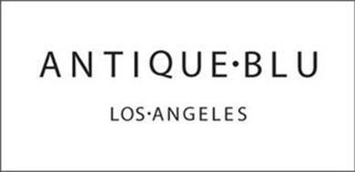 ANTIQUE BLU LOS · ANGELES