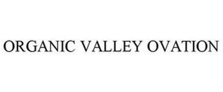 ORGANIC VALLEY OVATION