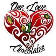 ONE LOVE 1 CHOCOLATES