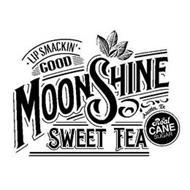 LIP SMACKIN' GOOD MOONSHINE SWEET TEA AUSTIN, TX REAL CANE SUGAR