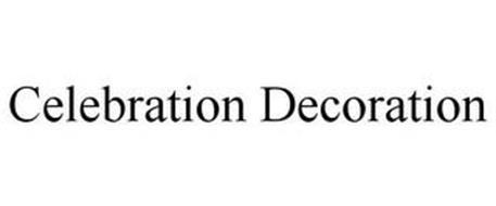 CELEBRATION DECORATION