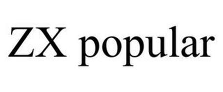 ZX POPULAR