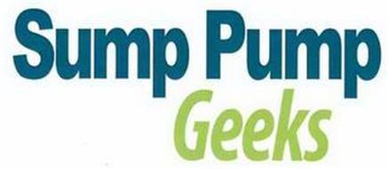 SUMP PUMP GEEKS