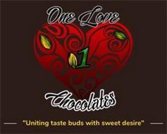 ONE LOVE 1 CHOCOLATES -