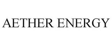 AETHER ENERGY