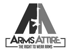 AA ARMS ATTIRE THE RIGHT TO WEAR ARMS