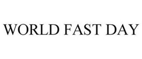 WORLD FAST DAY