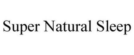 SUPER NATURAL SLEEP