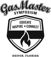 GASMASTER SYMPOSIUM EDUCATE INSPIRE CONNECT DESTIN, FLORIDA