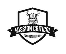 MISSION CRITICAL COMFORT SOLUTIONS