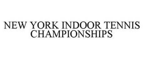 NEW YORK INDOOR TENNIS CHAMPIONSHIPS