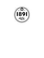 HORMEL AUSTIN MINN. 1891 BUTCHER QUALITY MEATS