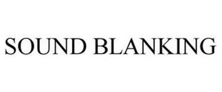 SOUND BLANKING