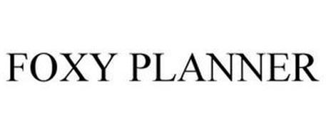 FOXY PLANNER