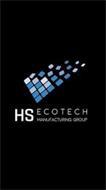 HS ECOTECH MANUFACTURING GROUP