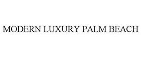 MODERN LUXURY PALM BEACH