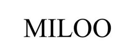 Miloo miloo trademark of psr trading llc serial number: 87461167