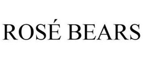 ROSÉ BEARS
