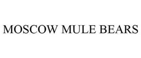 MOSCOW MULE BEARS