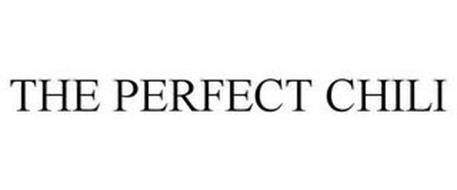 THE PERFECT CHILI