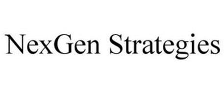 NEXGEN STRATEGIES