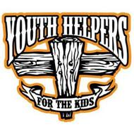 YOUTH HELPERS FOR THE KIDS