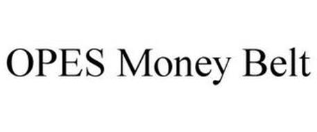 OPES MONEY BELT