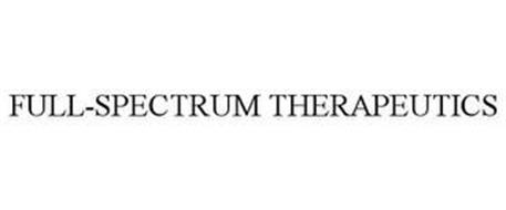 FULL-SPECTRUM THERAPEUTICS
