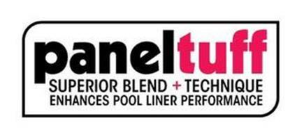 PANELTUFF SUPERIOR BLEND + TECHNIQUE ENHANCES POOL LINER PERFORMANCE