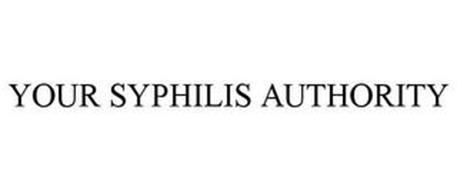 YOUR SYPHILIS AUTHORITY