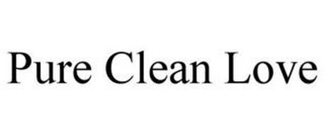 PURE CLEAN LOVE