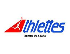ATHLETTES BE ONE OF A KIND