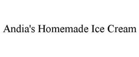 ANDIA'S HOMEMADE ICE CREAM