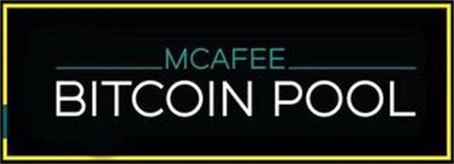 MCAFEE BITCOIN POOL
