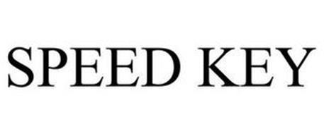 SPEED KEY