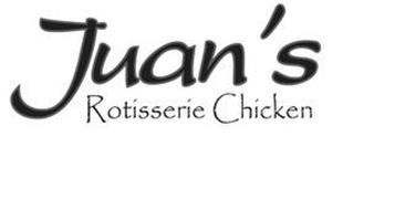 JUAN'S ROTISSERIE CHICKEN