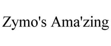ZYMO'S AMA'ZING