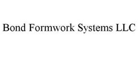 BOND FORMWORK SYSTEMS LLC
