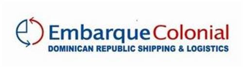 EMBARQUE  COLONIAL DOMINICAN REPUBLIC SHIPPING AND LOGISTICS