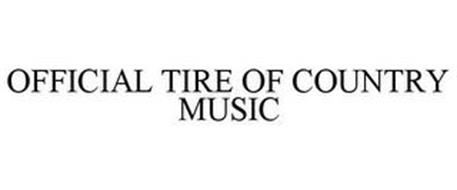 OFFICIAL TIRE OF COUNTRY MUSIC