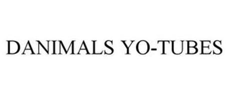 DANIMALS YO-TUBES