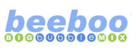 BEEBOO BIG BUBBLE MIX