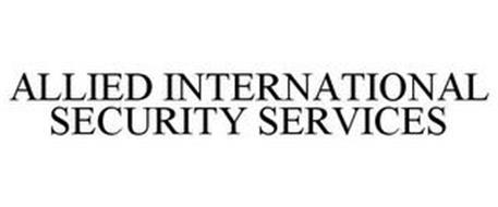 ALLIED INTERNATIONAL SECURITY SERVICES