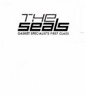 THE SEALS GASKET SPECIALISTS FIRST CLASS