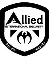 ALLIED INTERNATIONAL SECURITY SERVICE; PRIVATE; SECURITY