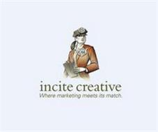INCITE CREATIVE WHERE MARKETING MEETS ITS MATCH